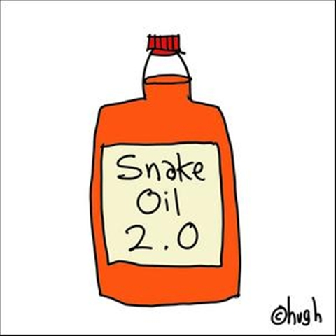 snake oil 2.0